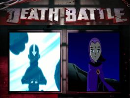 DEATH BATTLE Wishlist No.44 by IronBloodAika