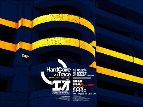 hardocre trace vr 00 by machine56