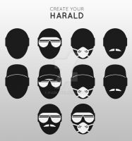 Create your HARALD by iFaze