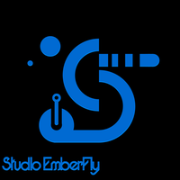 Studio EmberFly Logo Concept by GhostingFish