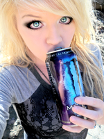 My Addcition Round Three by coffee--monster