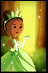 Tiana by TheRainbowRose