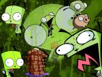 Doggy Gir Wallpaper by TresMaxwell