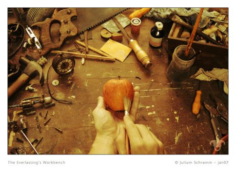 The Everlasting's Workbench by julium