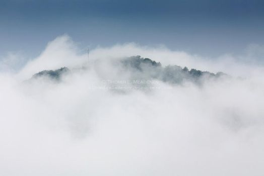 Mount of mists by tihomirmladenov
