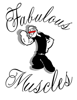 Fabulous Muscles Revisted by fightignorance