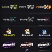 Logotype Color Example v.1 by Raczso