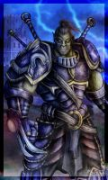 Orc Warrior by 0Galath0