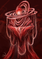 The Red Prophet of Reddit by Sadhira
