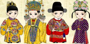 China Ming Empire clother by Deepskyer