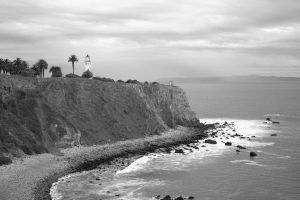 Pt. Vicente Black and White by dale427