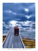 Highway To Heaven by tuborg