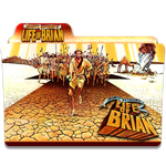 Monty Python's Life Of Brian Folder Icon by gterritory
