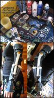 Cosplay WIP :: DS2 A.RIG 1 by Nanuka
