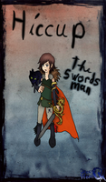 Hiccup the Swordsman by Missplayer30