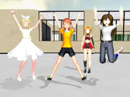 MMD Yay! but darn... by JetBlue238