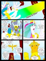 The Rightful Heir: Issue 2 - Page 3 by GatesMcCloud