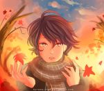 -- Autumn -- by Kurama-chan