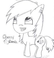 Cherry BOMB by Katwyn-Lauryl