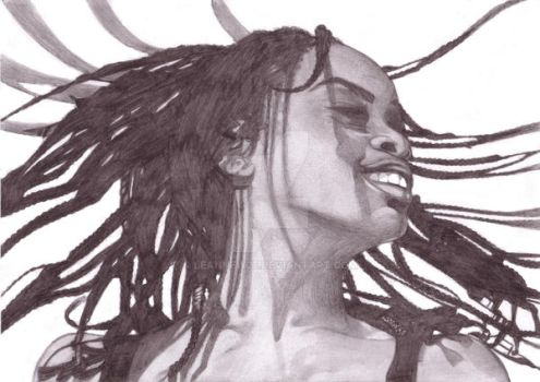 Jamaican girl by leannew27
