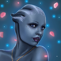 Liara gif by ElynGontier