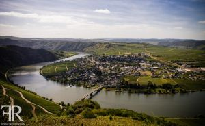 Piesport/Mosel by FloRi87