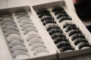 False Lashes by candypow