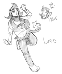 Luxio by Thoughts-and-Bubbles