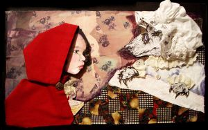 Little Red Riding Hood by littledormy