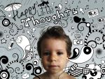 Happy Little Thoughts by millene