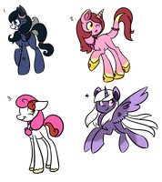 MLP Offer to adopts 2 by ThePotato-Queen