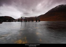 Loch Etive Peir by DL-Photography