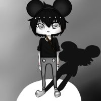 Suicide Mouse Humanized by mischievousO-O