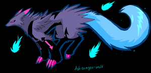 If Ash could Evolve edited 8D by Ash-Dragon-wolf