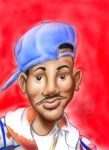 The Fresh Prince by rkw0021