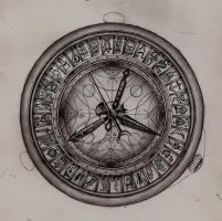 Alethiometer by TheRaevyn13