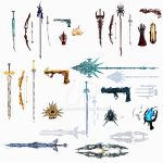 Weapon Designs by CBJ3