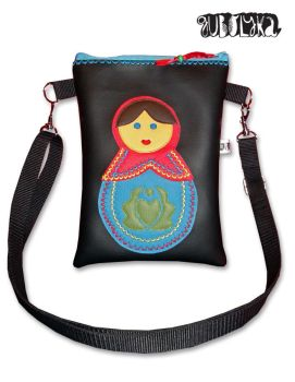 Matryoshka bag / Matrjoska taska by Gubolyka