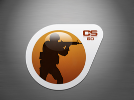 Counter-Strike : Global Offensive Icon by testncrash
