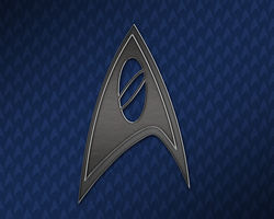Star Trek Science Insignia by Wolverine080976