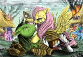 Where is your harmony now? by DogmaticLoki