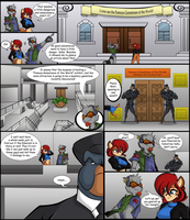 A Sly Encounter Part 12 by gameboysage
