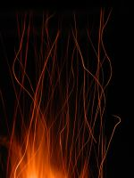 fire flares 5 by yellowicous-stock