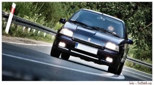 Renault Clio Williams by LOK0