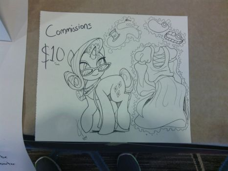 TrotCon 14' Commission Collection (check below!) by Dreatos