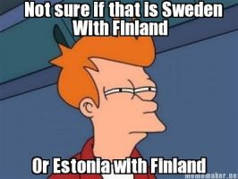 [APH] Not sure if he is Sweden or Estonia MeMe by Sarah-Rika