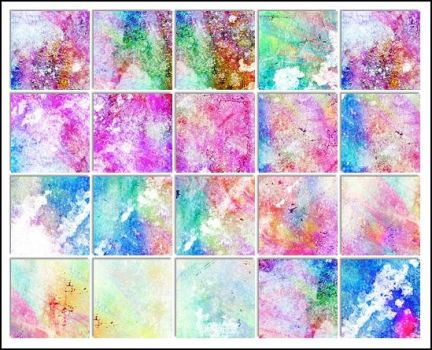 RBF 11.14  Colorful Paint 2 by rosebfischer