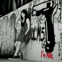 I'm real by Malleni