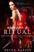 Book Cover - Assassin's Ritual by BrynaHarper