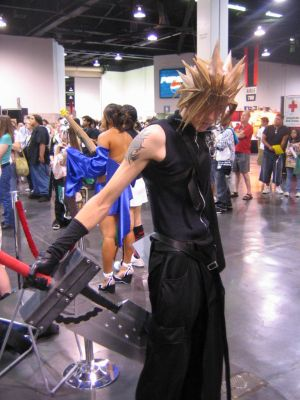 Cosplay Game Cloud_Advent_Children_Cosplay__by_Knightfourteen
